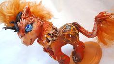 My little pony custom kirin Hikaru by AmbarJulieta.deviantart.com on @deviantART