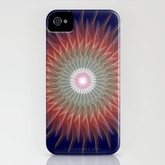 Flaming Desire iPhone Case by Angelo Cerantola - $35.00