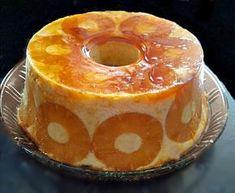 Novelo de Arte: Pudim de Ananás - Fica tão bom! Pudding Pies, Pudding Recipes, Cake Recipes, Dessert Recipes, Flan Recipe, Tiramisu Recipe, Portuguese Desserts, Portuguese Recipes, Cakes And More