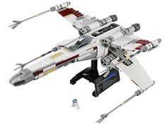 Build the ultimate LEGO® Star Wars™ X-wing Starfighter!
