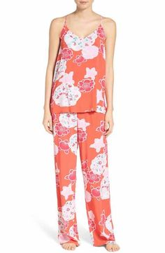 Josie Enchanted Garden Pajamas