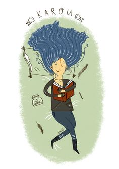 by Becka Moor Bone Books, Laini Taylor, Daughter Of Smoke And Bone, Book Fandoms, Girl Power, Book Worms, Fantasy Art, Bones, Art Ideas