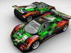 24hr DSR Zonda Fire. Racing Team, Le Mans, Over The Years, Fire