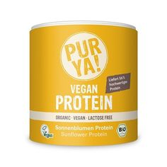 25000 g Dose 570 PurYa! Proteine Vegan, Bio Vegan, Vegan Protein, Clif Bars, Spirulina, Lactose Free, Gluten Free, Pet Water Fountain, Agriculture Biologique