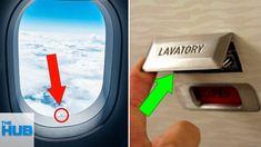 10 Airplane Secrets Flight Attendants Don't Tell Passengers