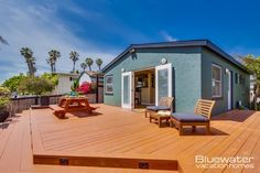 Bluewater Vacation Homes: Seaside Beach Cottage