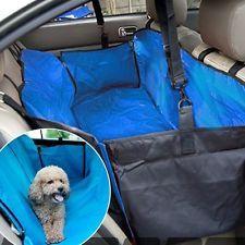 car back seat cover pet dog cat hammock protector mat rear cradle blanket blue hoesale car auto pet cat dog seat cover blanke mat carrier safety      rh   pinterest