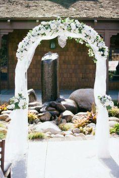 Ideal wedding arch