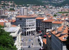 Piazza Goldoni, Trieste