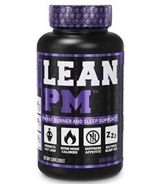NATURAL WEIGHT LOSS SUPPLEMENT & APPETITE SUPPRESSANT. Lean-PM contains all-natural metabolism booster ingredients that work for men and women. Lose stubborn body fat and sculpt your physique without any harsh stimulants or artificial ingredients. Control night-time food cravings, and wake up feeling refreshed. Fat Burner Supplements, Best Supplements, Weight Loss Supplements, Natural Metabolism Boosters, Smothie, Best Fat Burner, Appetite Control, Diet Pills, Sport