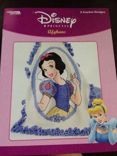 Disney Princess afghan crochet patterns !!!!