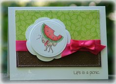 Treat Yourself _pb by peanutbee - Cards and Paper Crafts at Splitcoaststampers
