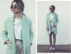 Mint metallic