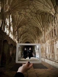 Harry Potter et Ron Weasley