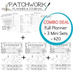 PATCHWORK POSSE SHOP – simple, no fuss quilt and sewing projects
