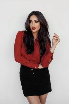 Pretty Little Liars, Shay Mitchell's Blog: Polish