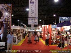CEMCA es la tradicional feria de la marroquinería, indumentaria de cuero, y accesorios de moda de Buenos Aires. Dos veces al año, para la presentación de las colecciones Otoño – Invierno y Primavera – Verano, respectivamente.