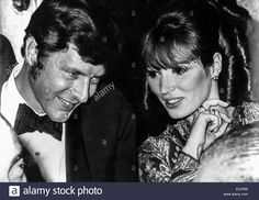 Download this stock image: john paul getty and talitha dina pol,1967 - E3JP6E from Alamy's library of millions of high resolution stock photos, illustrations and vectors.