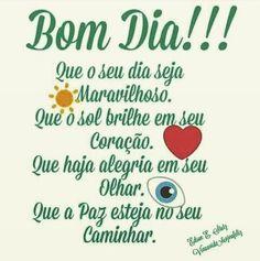 Dia iluminado à todos...!!!  #bomdia #motivação #fé #tudo #vaidartudocerto #amor #paz #positiv - vidaparainspirar