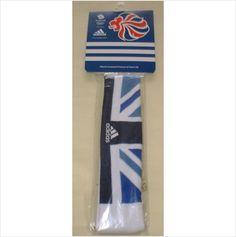 Official Adidas - Team GB Olympic Headband - Brand New - BNWT 2389266900001 on eBid United Kingdom