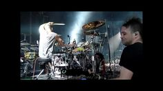 30 Seconds to Mars - Shannon Drumming Pantera before kings + queens (HD)...