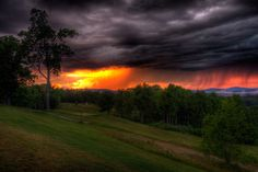 Storm Before The Sunset by Philip Alex, via 500px