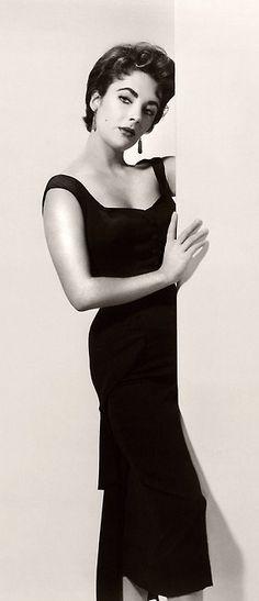 Elizabeth Taylor | Brigitte & Stone Inspiration -www.pinterest.com/brigittenstone/ • Located at 11677 San Vicente Blvd., #111, Los Angeles • 310-935-2858