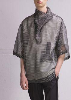 Damir Doma S/S 2015 Menswear
