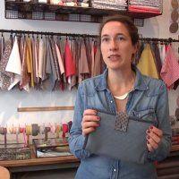 tuto couture on tour de lit zipper pouch and couture