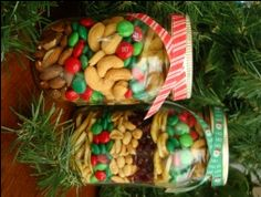Christmas Treat Jar