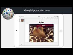 Create a comic in 3 minutes or less with Google Slides (with bonus puppies!)   GoogleAppsAction.com Google Classroom, Classroom Ideas, Create A Comic, A Comics, Educational Technology, Comic Strips, School Ideas, Homeschool, Bucket