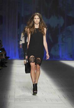 La elegancia de Just Cavalli en la Semana de la Moda de Milán