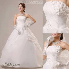 Tudo Sobre o Mundo: Vestidos Para Noivas Perfeitos