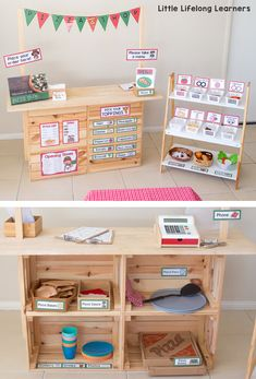 Set up a pizza shop in your dramatic play and imaginative play space | pizza party ideas | pizza dramatic play printables | Imaginative play ideas for toddlers, preschoolers and kindergarten children | Posters, signs, labels and printables | Role play in the early years classroom | Australian teachers and parents | Play-based, age appropriate pedagogies | Printables for Prep and Foundation |...