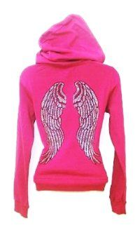 I have a black shirt with the pink wings on the back, just need to get this hoodie :)