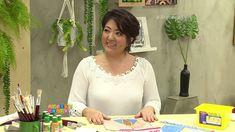 Ateliê na TV - Rede Vida - 19.04.2017 - Claudia Maria e Mayumi Takushi