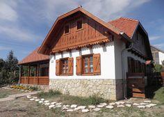 Szentendre - tervező: Mérmű Építész Stúdió Traditional House, Farmhouse, Houses, House Styles, Home Decor, Home, Homes, Decoration Home, Room Decor