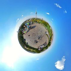 #Munich's #Olympiapark #olympia #park #olympiaturm #360grad #360pano ##olympiaberg #München #aussicht #view #olympic #olympiasee #ausflug #aussichtspunkt #pointofview #berg #lifeis360 #nature #sun #sunday #360gradmünchen #360photography #tinyplanet #panorama #bavaria #novlogtoday #360aerial #littleplanet #munichviews