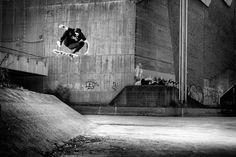 Dylan Rieder Frontside Heel Photo by David Broach