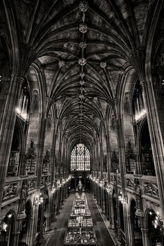 John Rylands Library Manchester UK. Okay this makes me want to go even more.