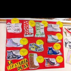 Learning the shoe verbs in Spanish 1.