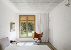 House 1101 by H Arquitectes has rooms that double as covered patios