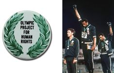 Fists of Freedom: An Olympic Story Not Taught in School