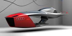 Audi of the Future!!