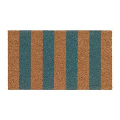 KVORING Door mat IKEA Easy to keep clean - just vacuum or shake the rug. Latex backing keeps the mat firmly in place.