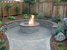 Fire pit idea