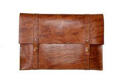 iPad Case Leather iPad Clutch iPad Sleeve by appletotesandcompany, $89.00