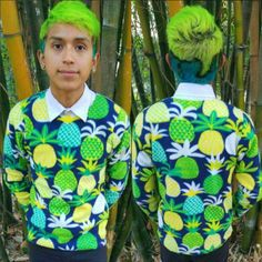 Definitely picking up some tropical vibes with this look! Cochella anyone? #manicpanic #electriclizard