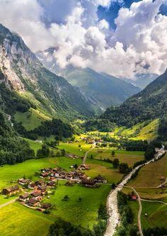 Lauterbrunnen - Switzerland    by Stephane Couture - via Pars Kutay's photo on Google+