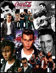 Greasers - boys : )